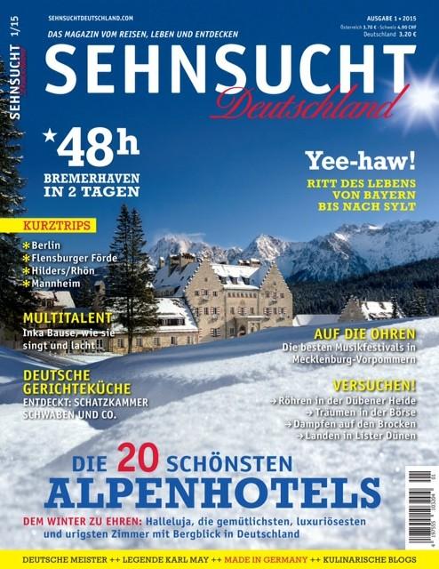 Sehnsucht - Ausgabe 1 / 2015
