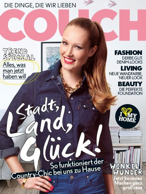 Couch Magazin – SCHMUCKSTÜCK IM GRÜNEN